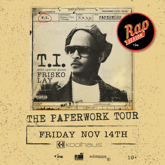 T.I - The Paperwork Tour